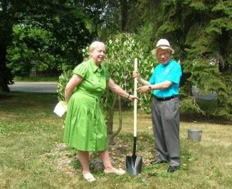 Tanaka Tree Planting
