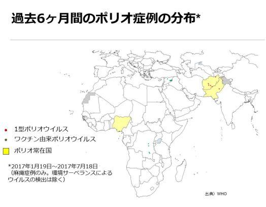 polio map okayasu