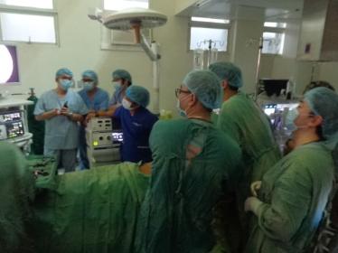 手術指導(1)