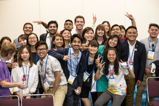 Rotaract Preconvention, 22 June 2018, Toronto, Ontario, Canada.